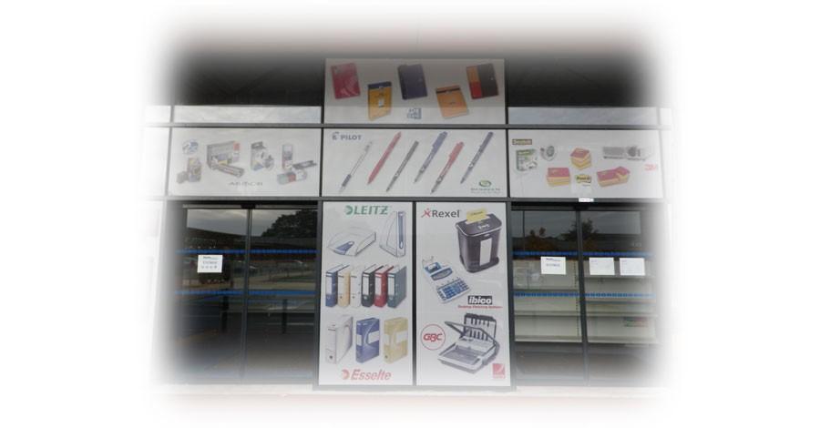 Bureau Store<br/>Impression UV
