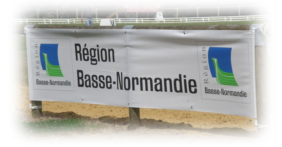 Région Basse-Normandie<br/>Impression UV. Possibilté d'impression UV avec date en adhésif pour éventuelles changement.